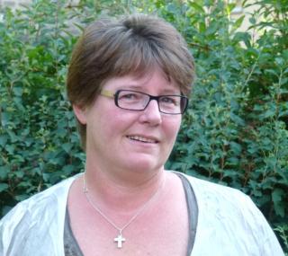 Kirchenpflegerin Ilke Redel