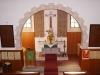 Innenraum der Kapelle in Empfingen